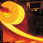 Hot forming of sheet metal