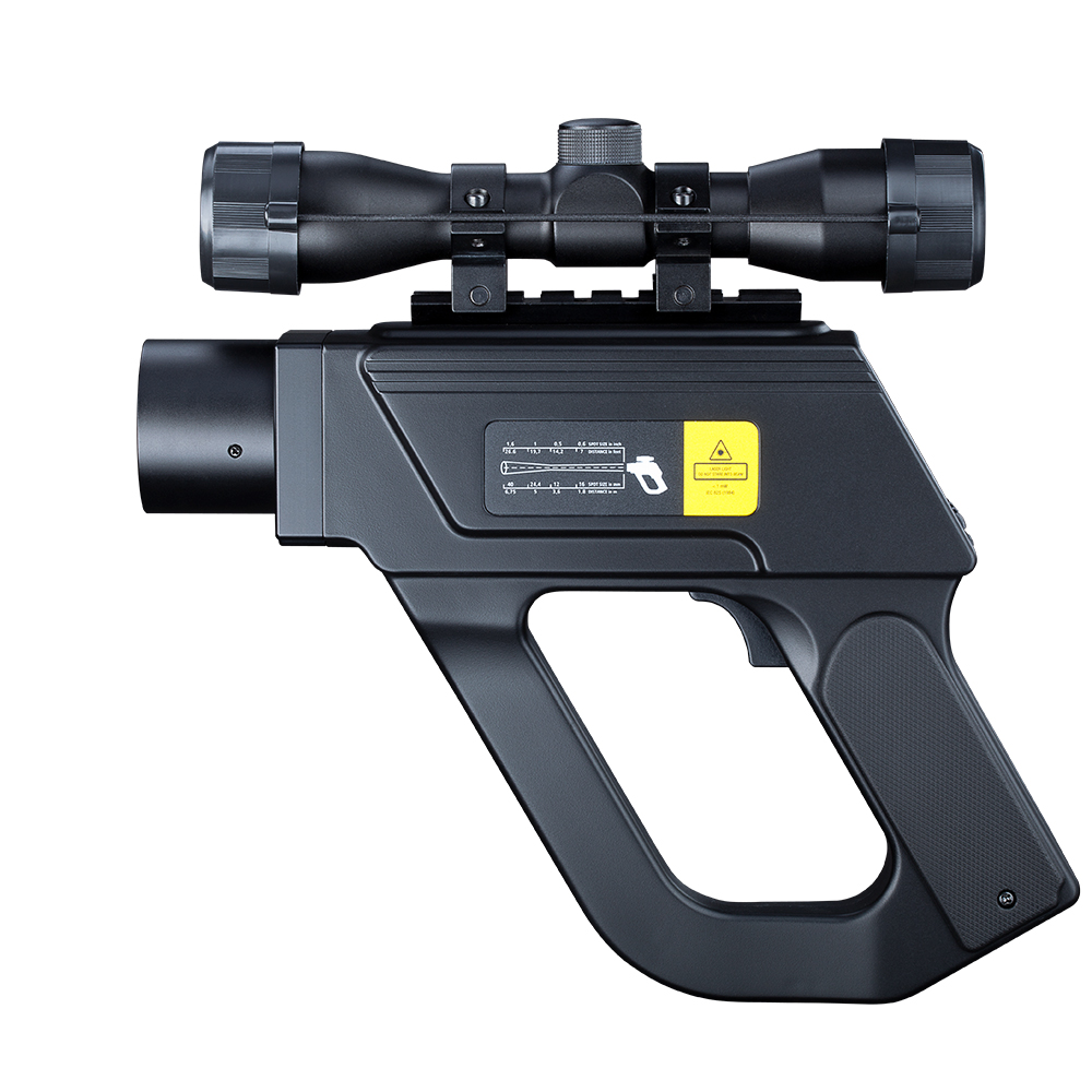 Portable pyrometer optris P20 1M / 2M